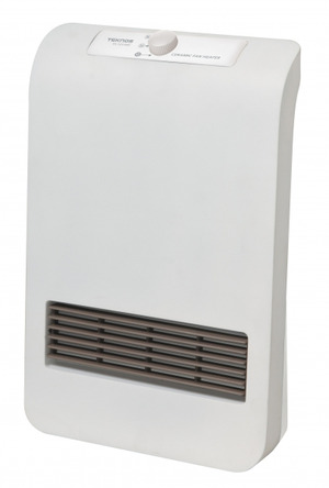 00000000097_1 写真はTEKNOSのセラミックヒーターです。 昨日、J電機で安売りを